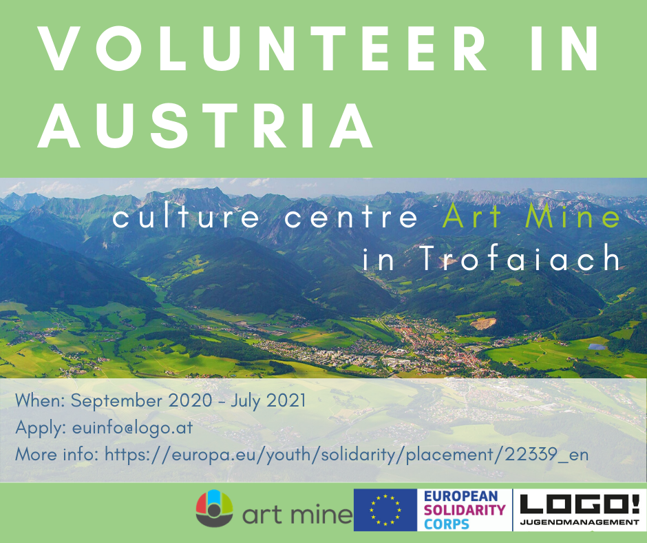 Volunteer in austria 1